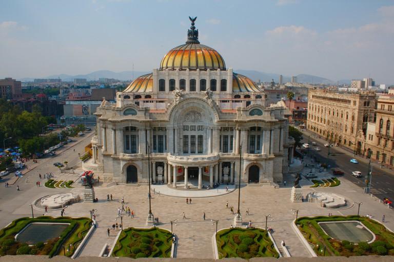 Palacio de Bellas Artes | ©Esparta Palma/Flickr