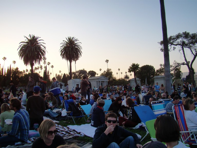 Cinespia Screening © vmiramontes/Flickr