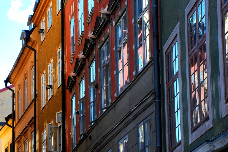 The heart of Stockholm's Old Town