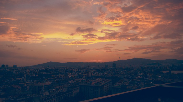 Day 94, 2009. View from Barceló Raval | © A./Flickr