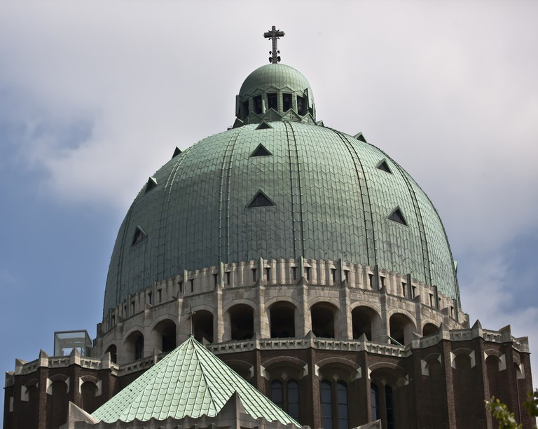 The Dome of the Basilica|© Flickr/William Murphy
