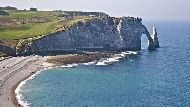 Étretat Cliffs | © smlp.co.uk/Flickr