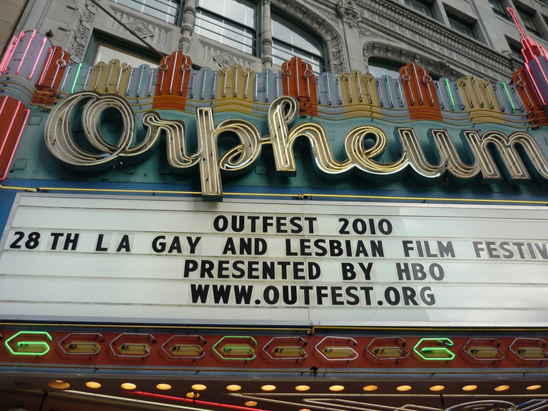 Outfest at The Orpheum