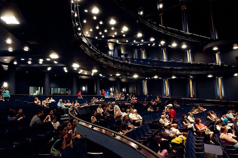 Hobby Center | © Mike Fisher/Flickr