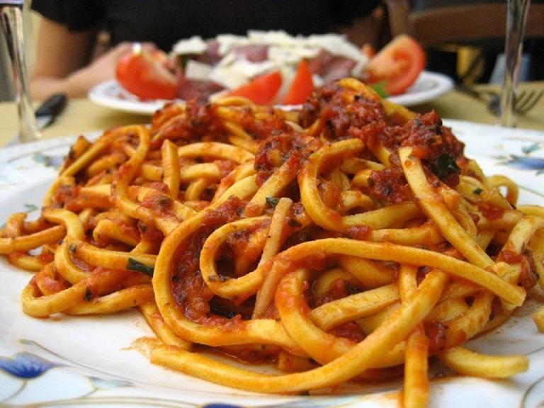 Spaghetti alla Chitarra | © Jeremy Keith