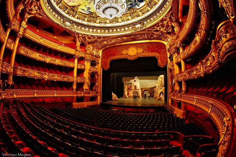 Opéra Garnier | © Véronique Mergaux/Flickr