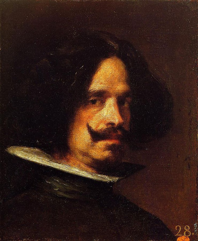 Self Portrait by Diego Velázquez