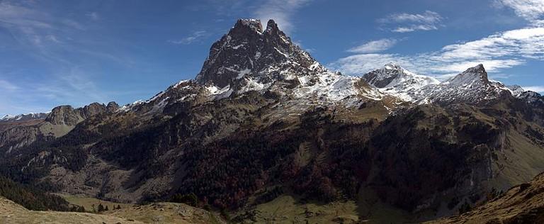 Pic du Midi d'Ossau | © Cptcv/WikiCommons