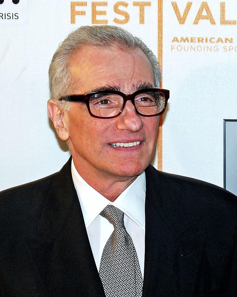 Martin Scorsese at the 2007 Tribeca Film Festival in New York City