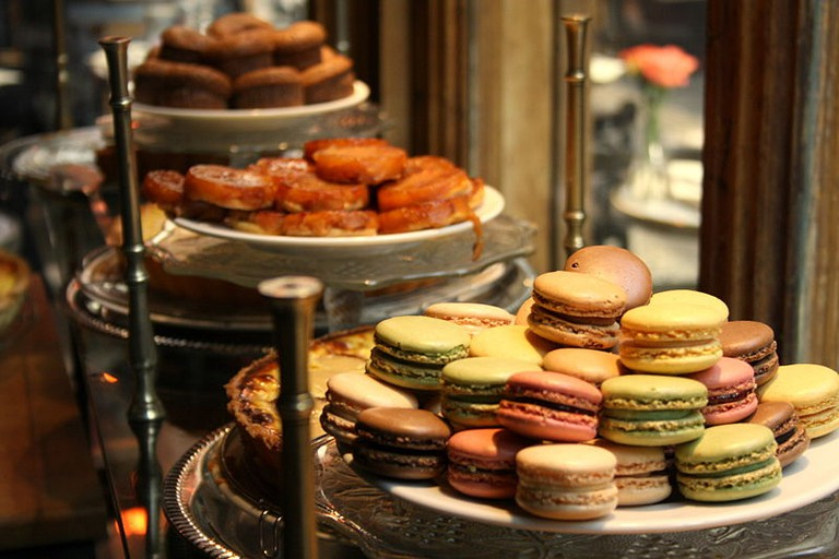 Macarons in Paris | © ParisSharing/WikiCommons