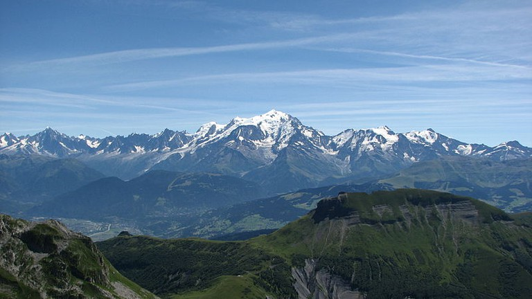 Mont Blanc | © Ymaup/WikiCommons