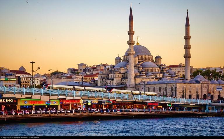Istanbul © Moyan Brenn/Flickr