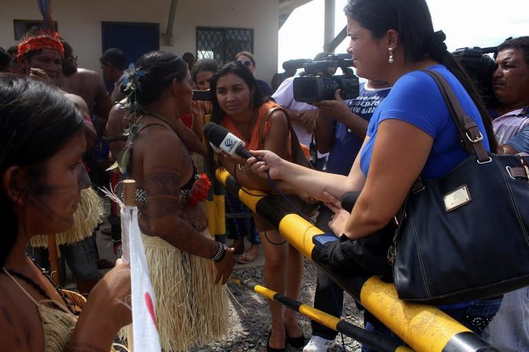 © Ocupacao Munduruku