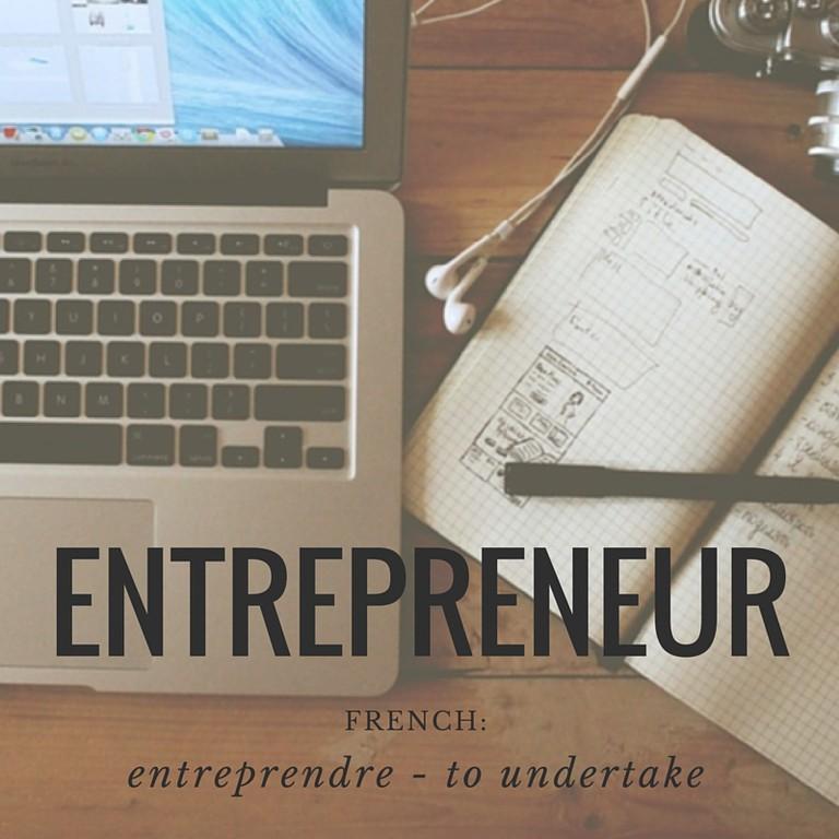 Entrepreneur | French Word