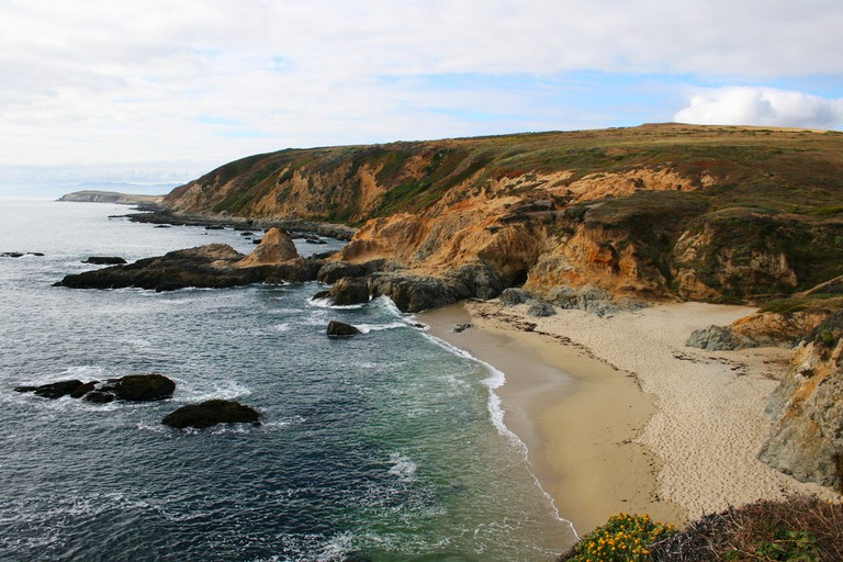 Yet another beautiful California beach | © Antti T. Nissinen/Flickr