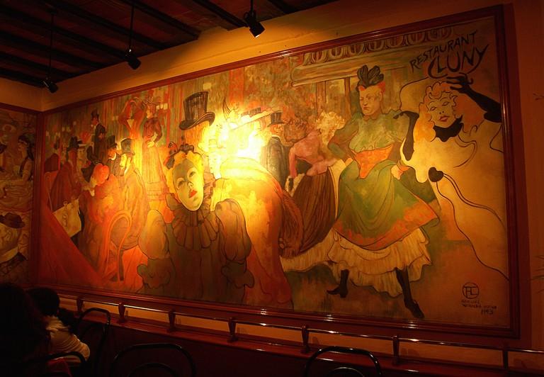 Cluny Interior | Courtesy of Restaurant Cluny