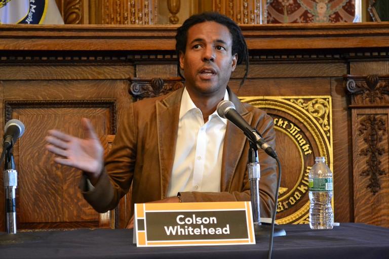 Colson Whitehead @ BBF