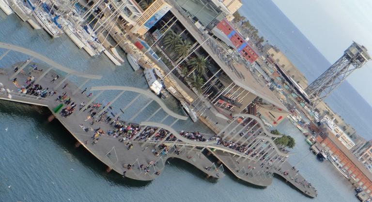 Port Vell | Courtesy of Elena Isaeva