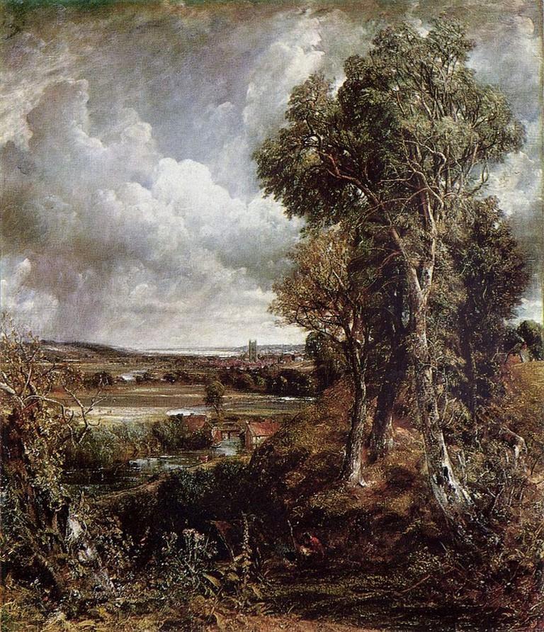 (c) John Constable via Wikimedia Commons
