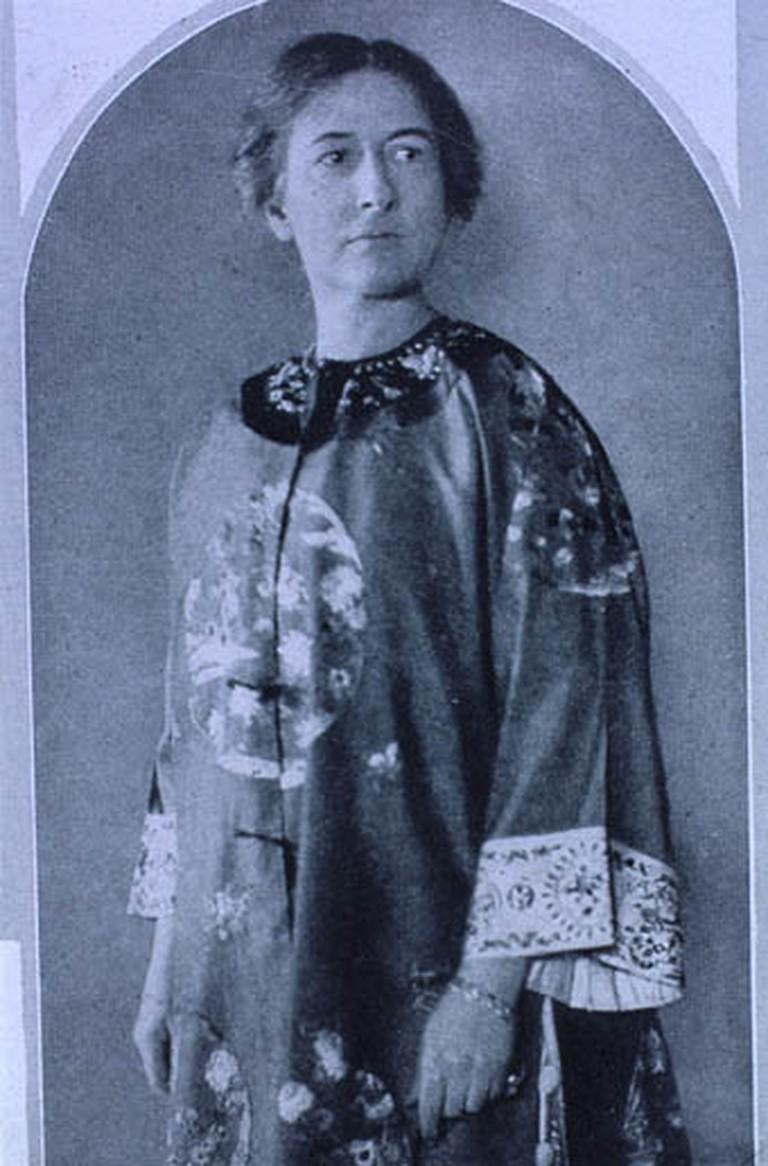 Harriet Monroe | © Public Domain/WikiCommons