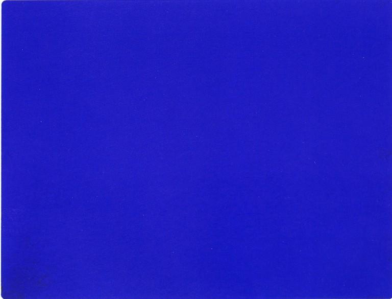 International Blue Klein