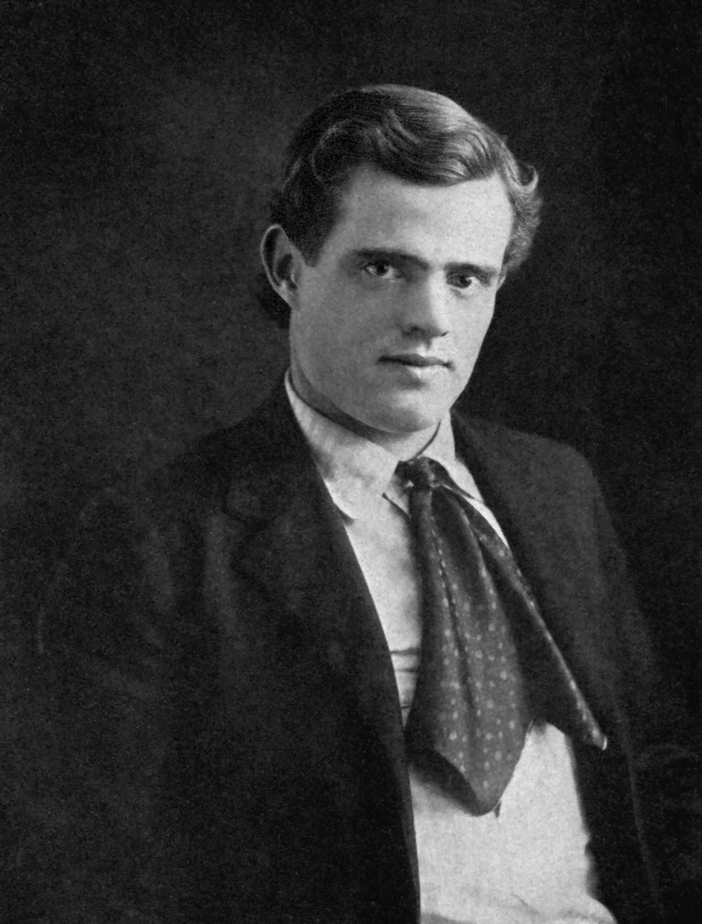 Jack London © L C Page and Company Boston/Wikipedia