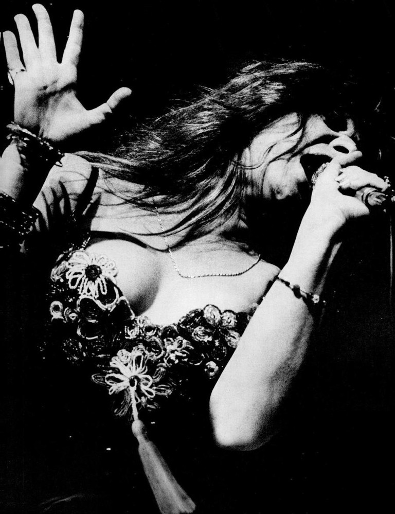Janis Performing | © Wehope/WikiCommons