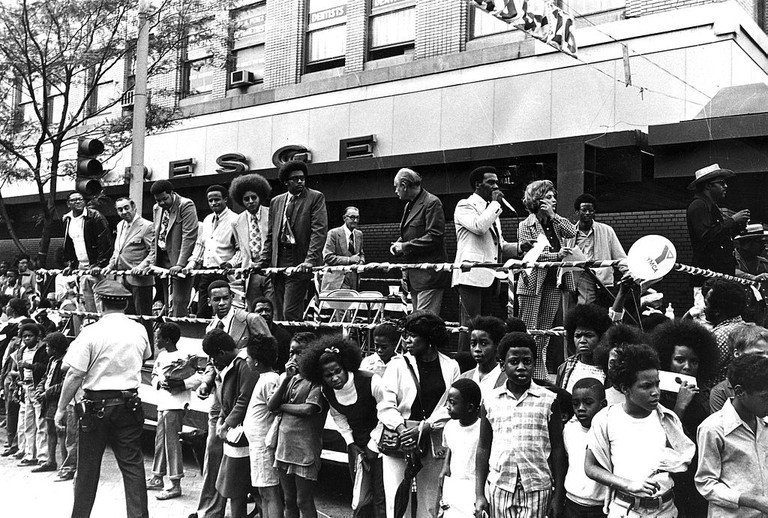 Englewood, Chicago 1974