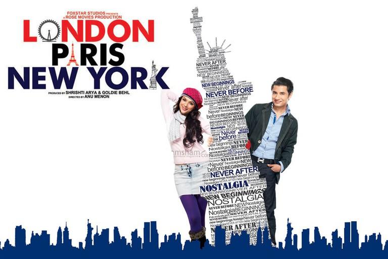 London Paris New York   Image courtesy of Fox Star Studios