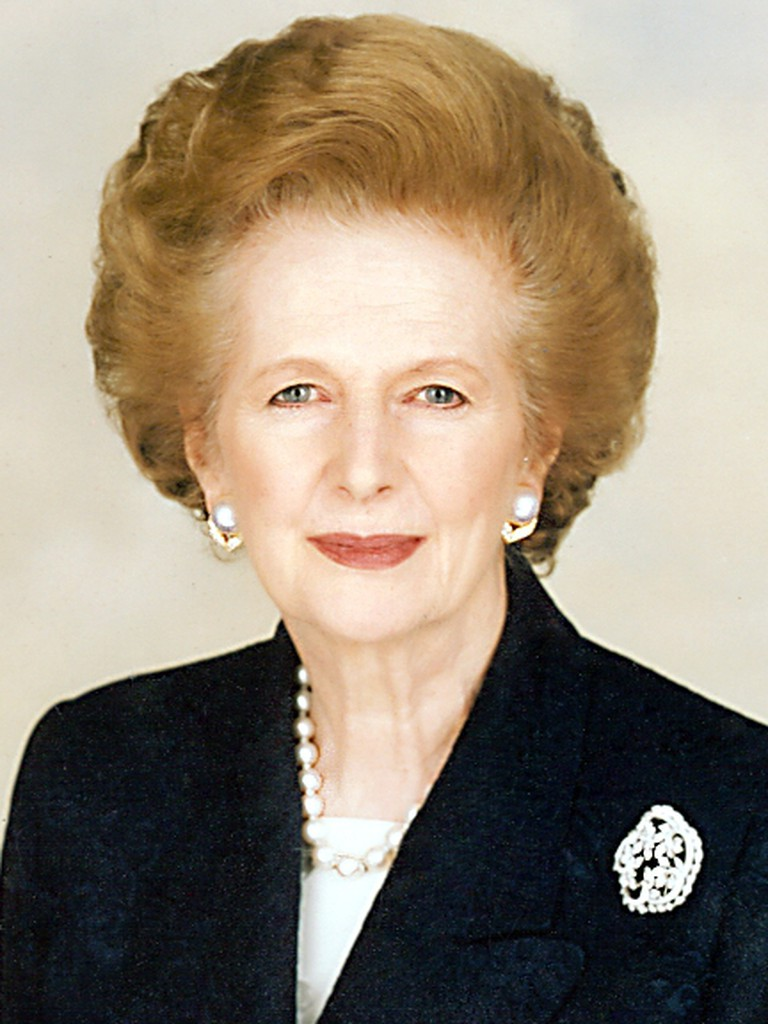Margaret Thatcher | © Chris Collins / WikiCommons