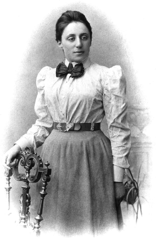 Emmy Noether / Wikicommons