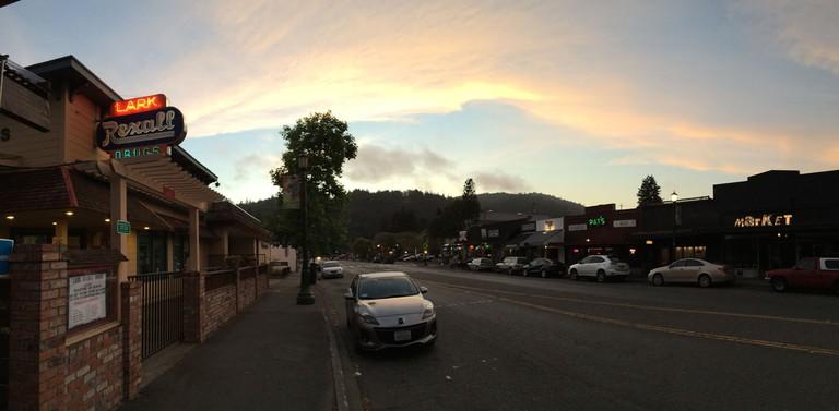 Guerneville, CA © Steam Pipe Trunk Distribution Venue/Flickr