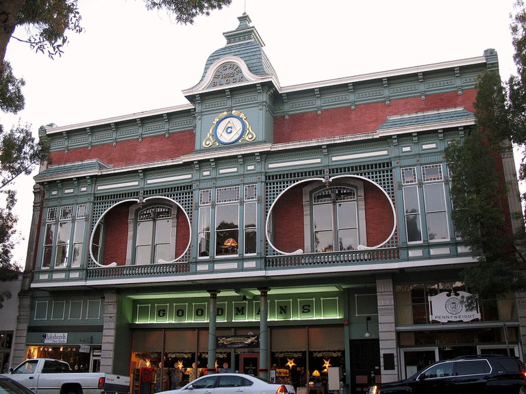 St. Helena Commercial Historic District © Sanfranman59/Wikipedia