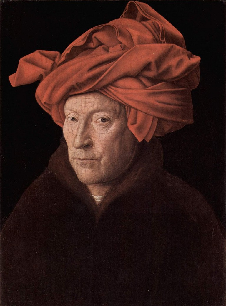 (c) Jan van Eyck via Wikimedia Commons