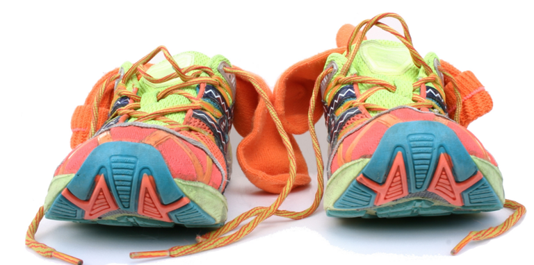 Running Shoes | © Timothy Takemoto/Flickr