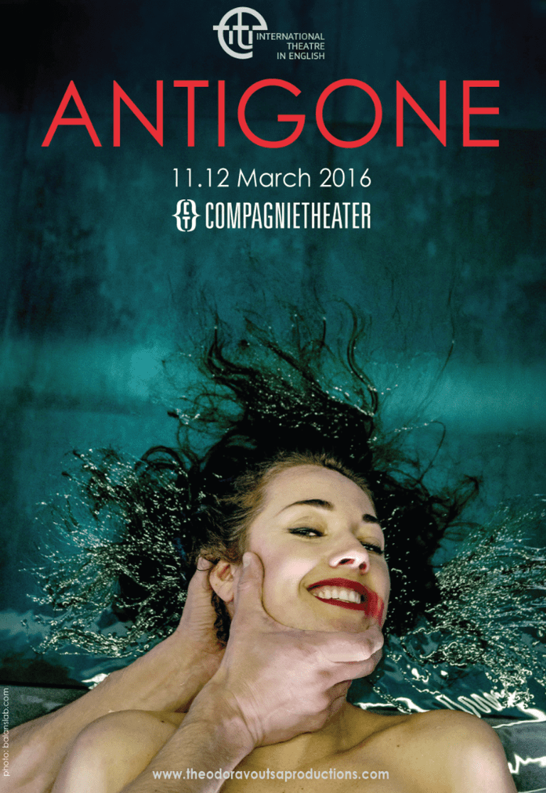 Antigone | Courtesy of Theodora Voutsa Productions