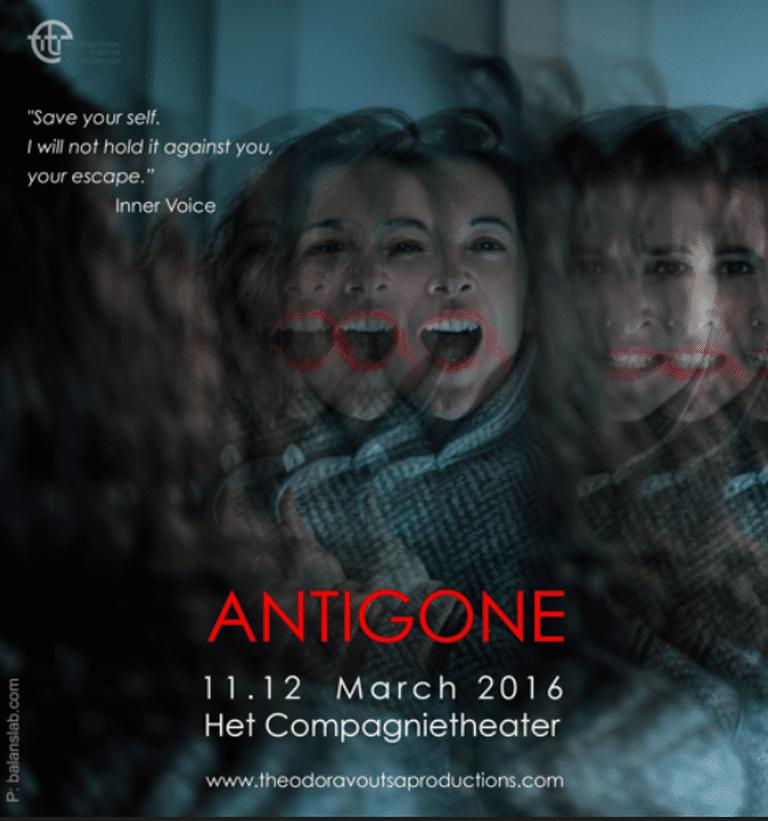 Antigone | Courtesy of Theodora Voutsa Productions