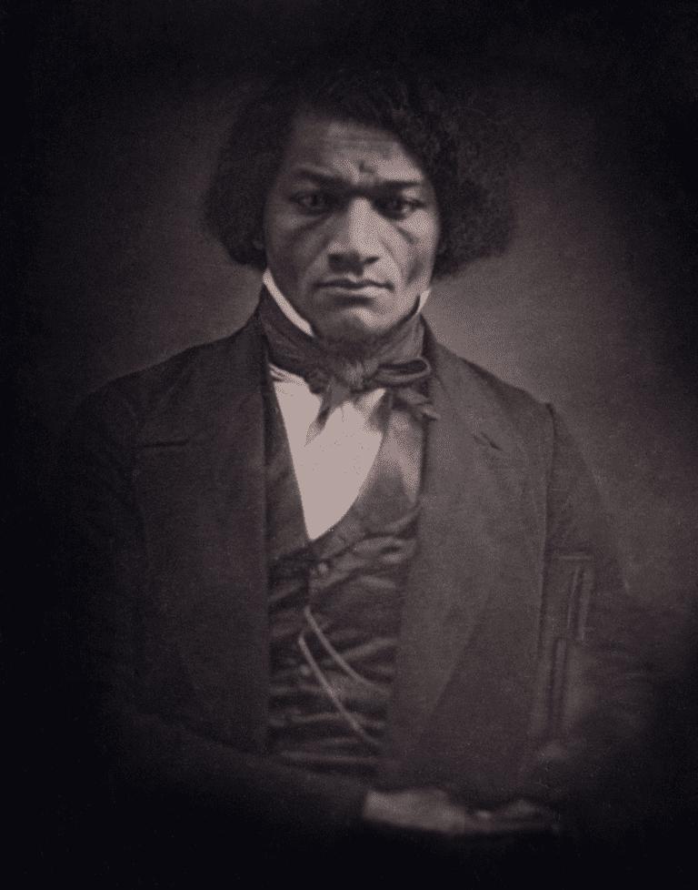Frederick Douglass | © Unknown/WikiCommons