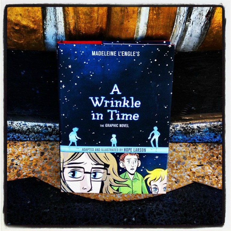 A Wrinkle in Time - Madeleine L'Engle   © Lan Bui/Flickr