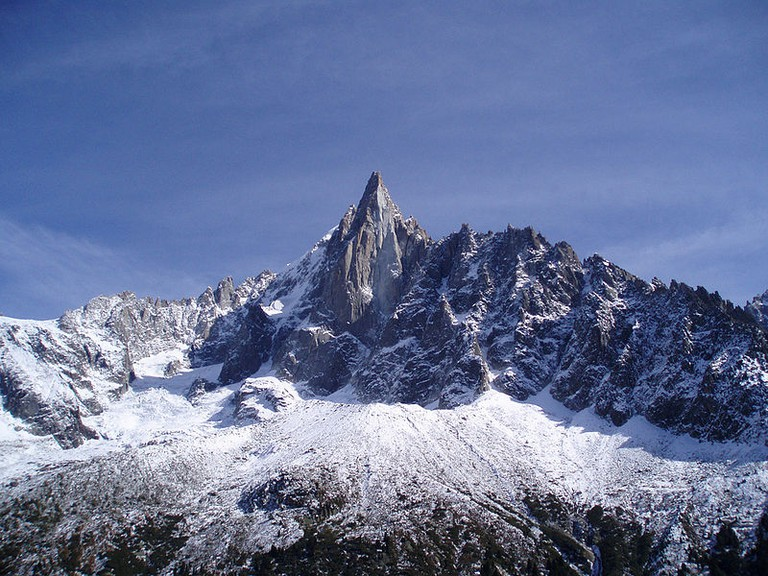 Aiguille du Dru | © Duncan McGoldrick/WikiCommons