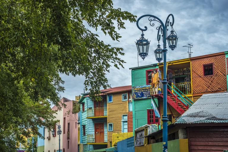 Buenos Aires © Anibal Trejo / Shutterstock
