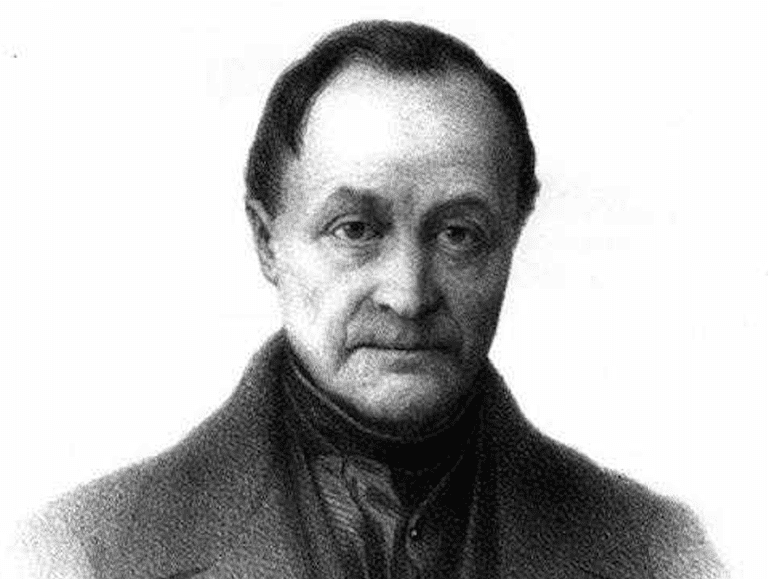 Auguste Comte|© WikiCommons