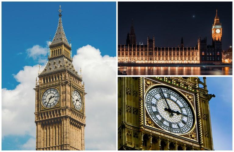 Big Ben | © Henry Be / Unsplash | © Marlon Maya / Unsplash | © Unsplash / Pixabay