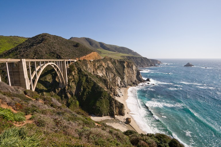 Bixby Bridge | © Jeff Keacher:Flickr