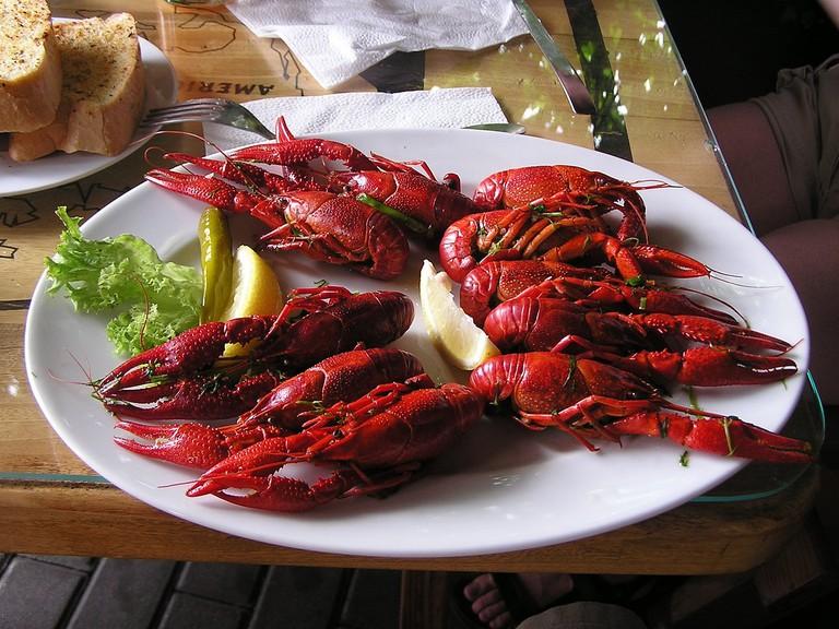 Boiled Crayfish | © skeeze/Pixabay