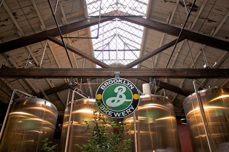 Brooklyn Brewery| © Alexander Baxevanis/flickr