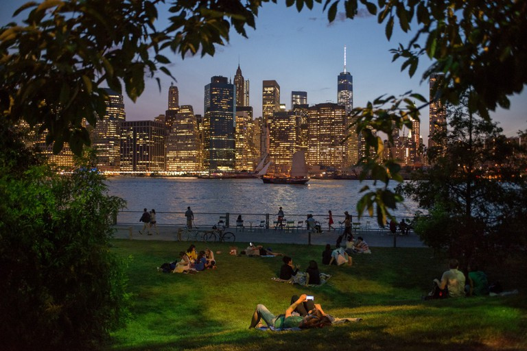 Brooklyn Bridge Park| ©Julienne Schaer
