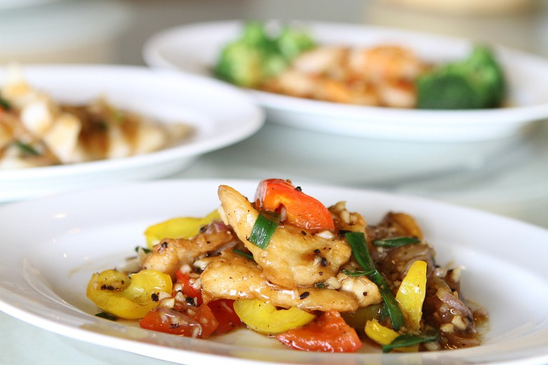 Chinese Food   © Nipapun/Pixabay
