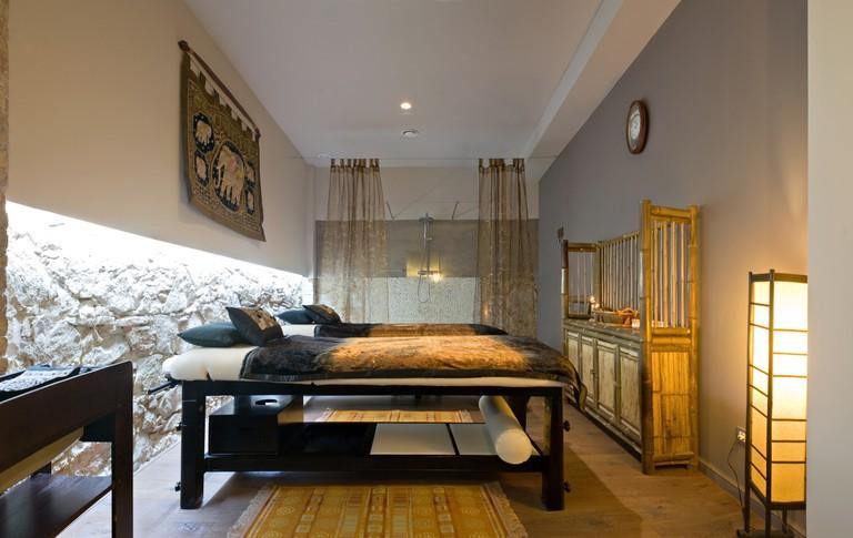 Treatment Room   Courtesy of Ambrosia Spa