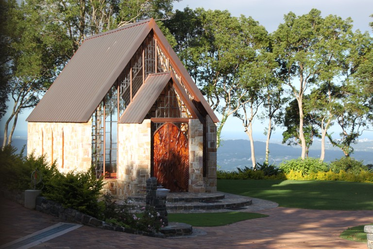 Chapel in the town of Montville